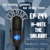 InDis – Ep 247 – H Note The Sailboat