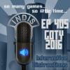 InDis – Ep 405 – GotY 2016