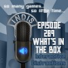 InDis – Ep 289 – What's In The Box