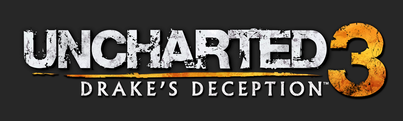 Logo for Uncharted 3